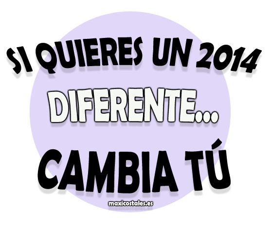 Feliz 2014 Maxi Costales